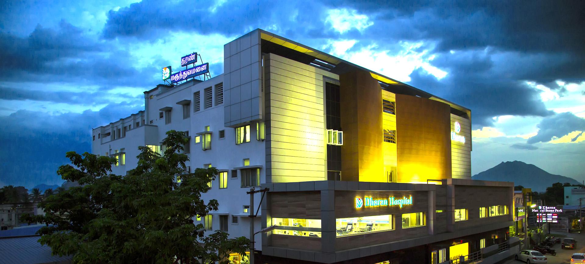 Multi Specialty Hospital In Salem Dharan Hospital Salem